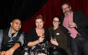 Omar Musa (Musician), Clementine-Ford (Daily Life), Dee-Stuart and Andrew P. Street (Journalist)